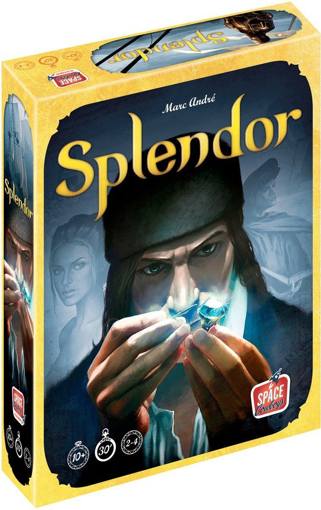 Splendor (multilingue) - Mousse Café, coopérative de solidarité