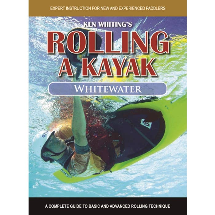 Rolling Kayak: White Water DVD