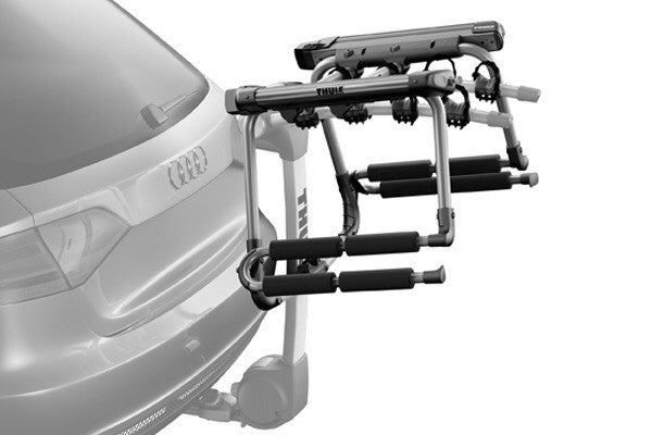 Hitch Ski Carrier