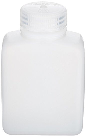 Widemouth Rectangular Bottle