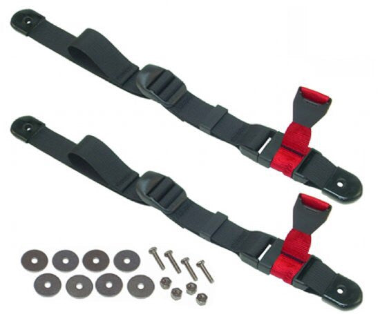 Paddle Float Rescue Straps PR