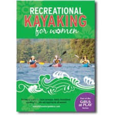Recreational Kayaking for Women DVD