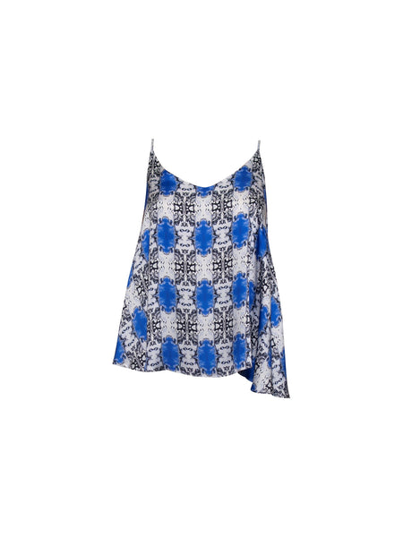 'Dakria Blue' Top