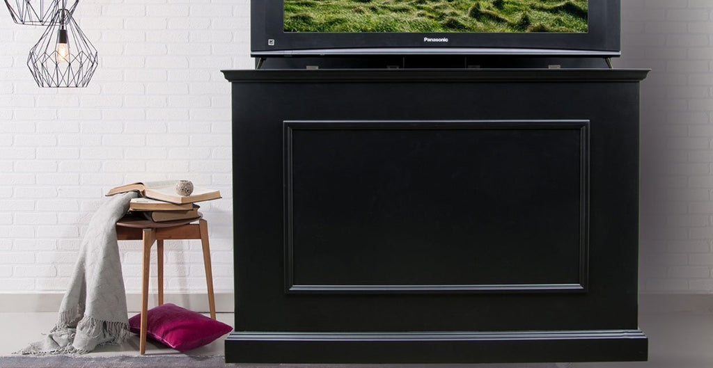 The Evolution of the Elevate® TV Lift Cabinet Collection