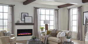 Perfect Fit: A Sideline® Electric Fireplace Size For Every Space