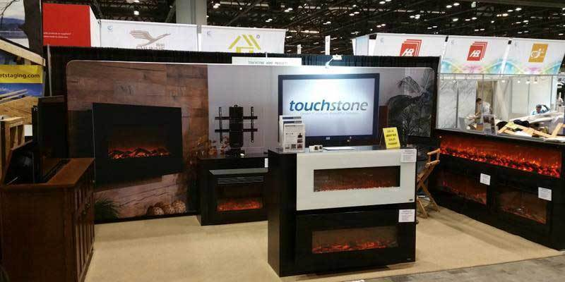 Touchstone's Big News at the 2018 International Builders Show