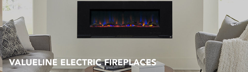ValueLine™ Electric Fireplaces