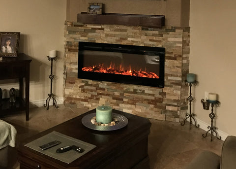 Brilliant Electric Fireplace Gallery Touchstone Home Products Inc Interior Design Ideas Tzicisoteloinfo