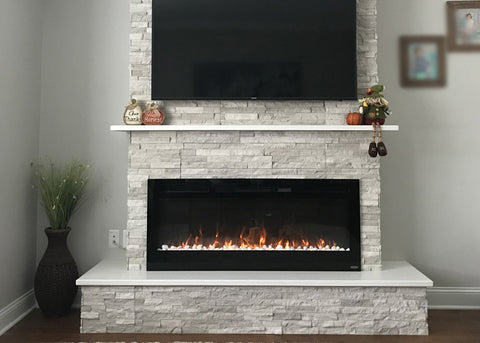 Outstanding Electric Fireplace Gallery Touchstone Home Products Inc Interior Design Ideas Tzicisoteloinfo