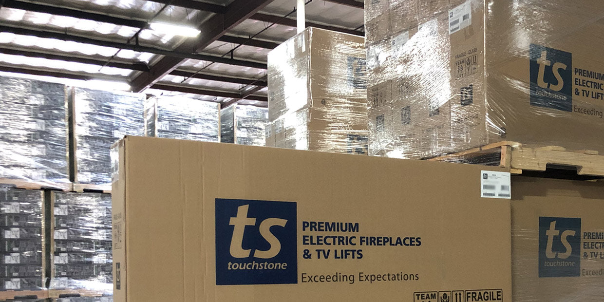 Touchstone Home Products warehouse in United States