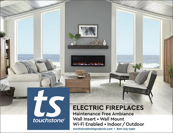 Touchstone Electric Fireplace Catalog