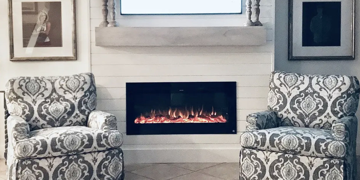 Sideline 45 Electric Fireplace