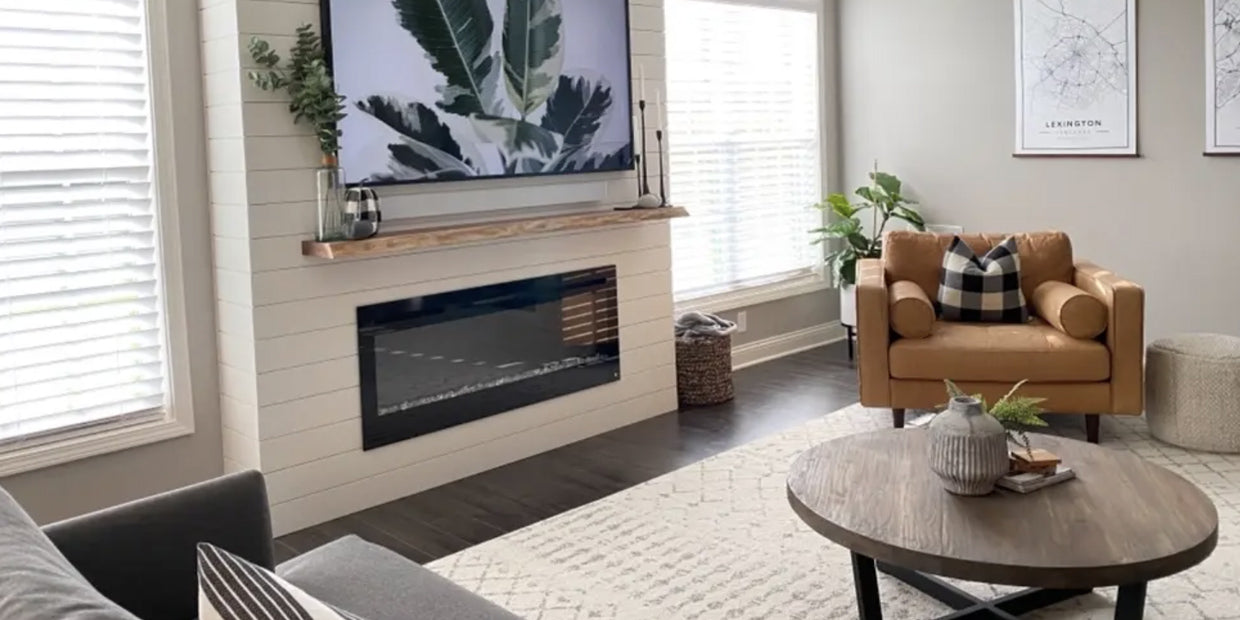Sideline 50 Electric Fireplace