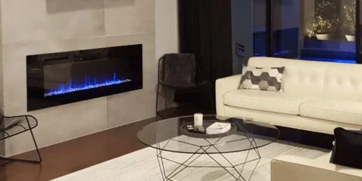 Touchstone Sideline 60 Electric Fireplace