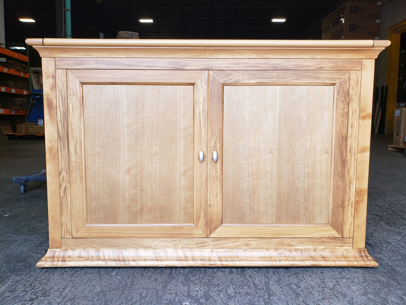 "Custom Finished (Autumn Stain) 73010 Hartford TV Lift Cabinet for 50"" Flat screen TVs - Touchstone Home Products, Inc."