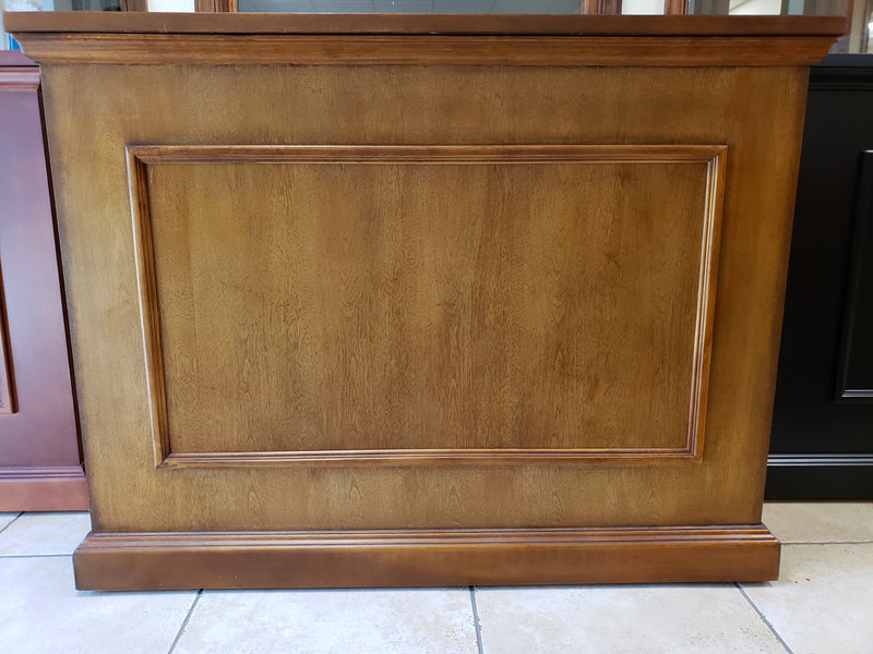 "Showroom Model - 3 Inch Smaller 72009 Elevate Honey Oak TV Lift Cabinet for 46"" Flat screen TVs - Touchstone Home Products, Inc."