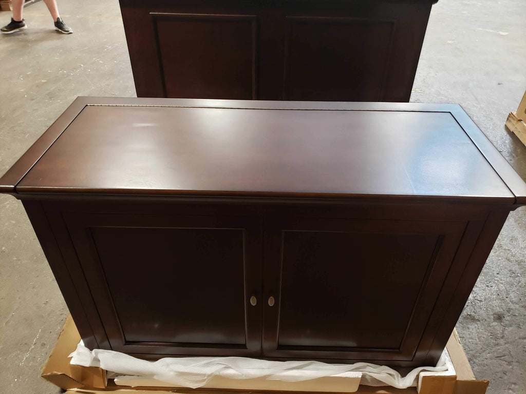 "Showroom Model Harrison 73008 TV Lift Cabinet for 50"" Flat screen TVs"