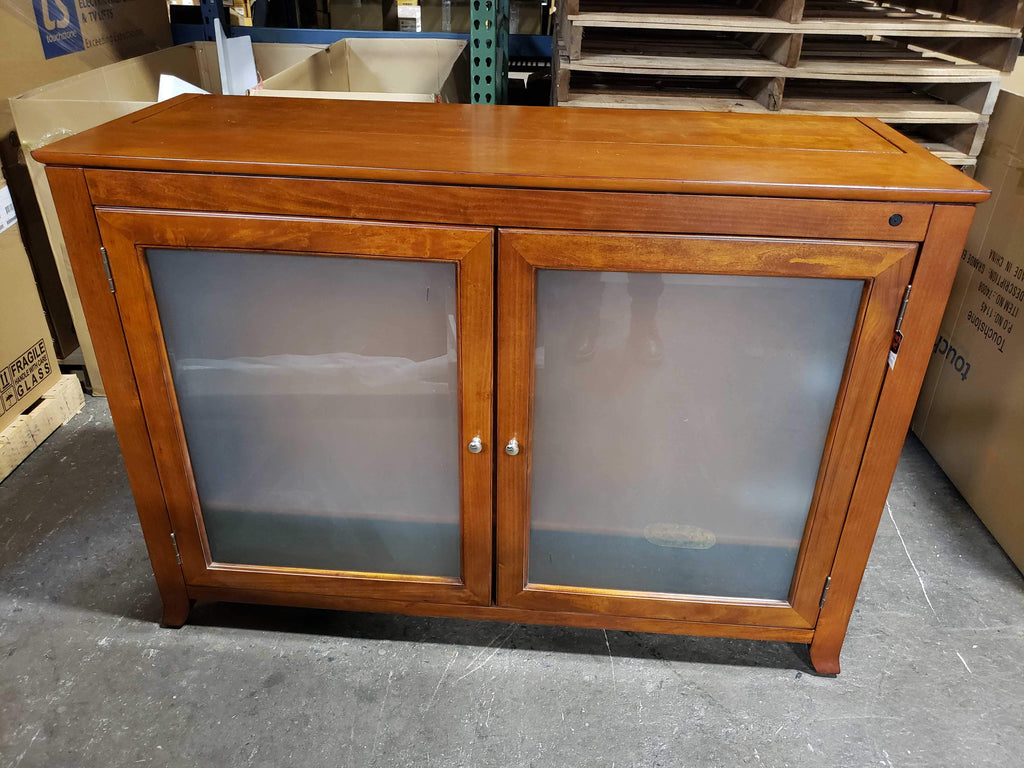 "Showroom Model Brookside 70054 TV Lift Cabinet for 60"" Flat screen TVs"