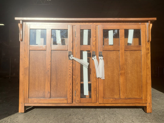"Showroom Model - Bungalow 70062 TV Lift Cabinet for 60"" Flat screen TVs"