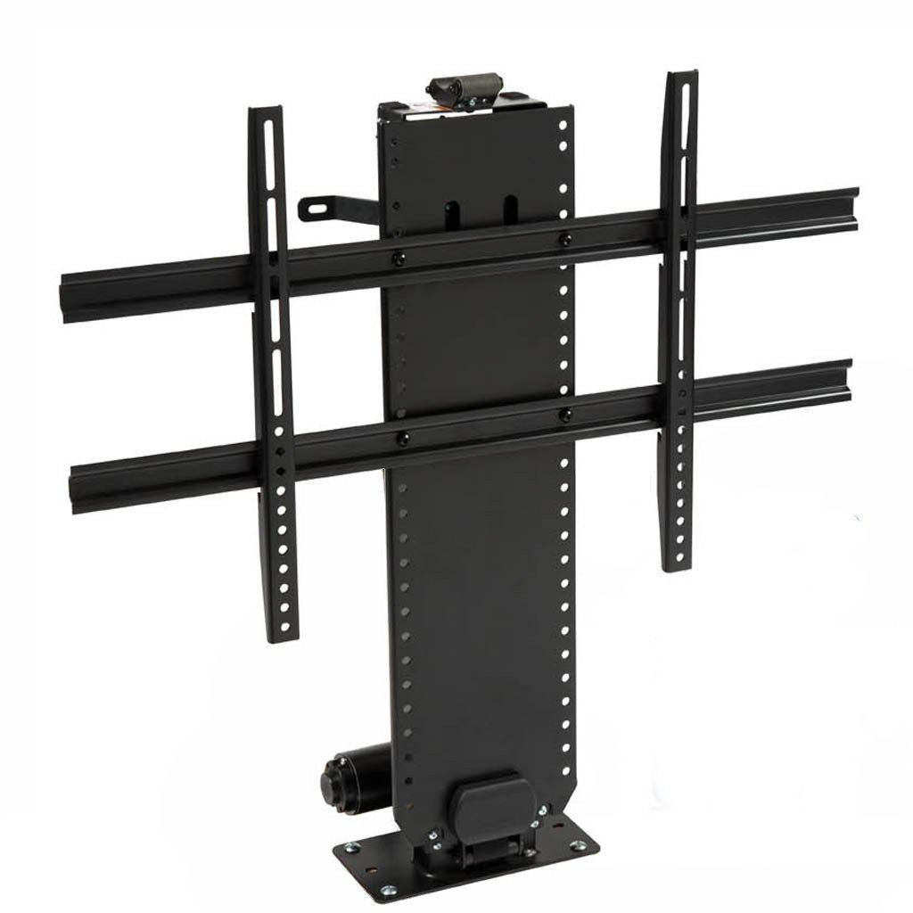 Touchstone 23401 whisper lift ii pro advanced tv lift for Motorized flat screen tv lift