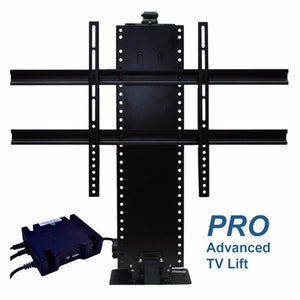 "Whisper Lift II 23401 PRO Advanced Lift Mechanism for 65"" Flat screen TVs (36"" travel) - Touchstone Home Products, Inc."