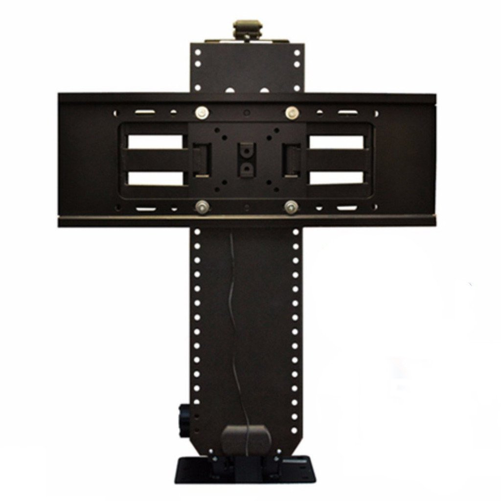 "Whisper Lift II 23501 PRO Advanced Swivel Lift Mechanism for 65"" Flat screen TVs  (36"" travel) - Touchstone Home Products, Inc."