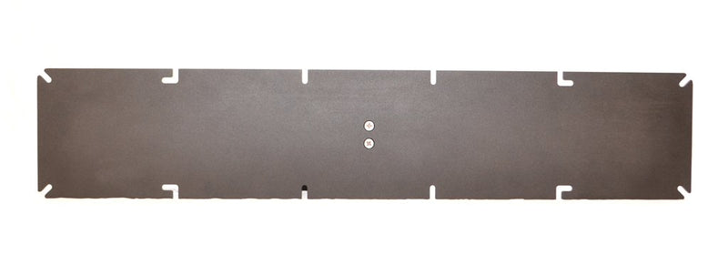 Flat Top Lid Mount 25092 for Touchstone TV Lift Mechanisms, Black