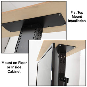 "SRV 32800 Pro TV Lift Mechanism for 50"" Flat screen TVs - Touchstone Home Products, Inc."