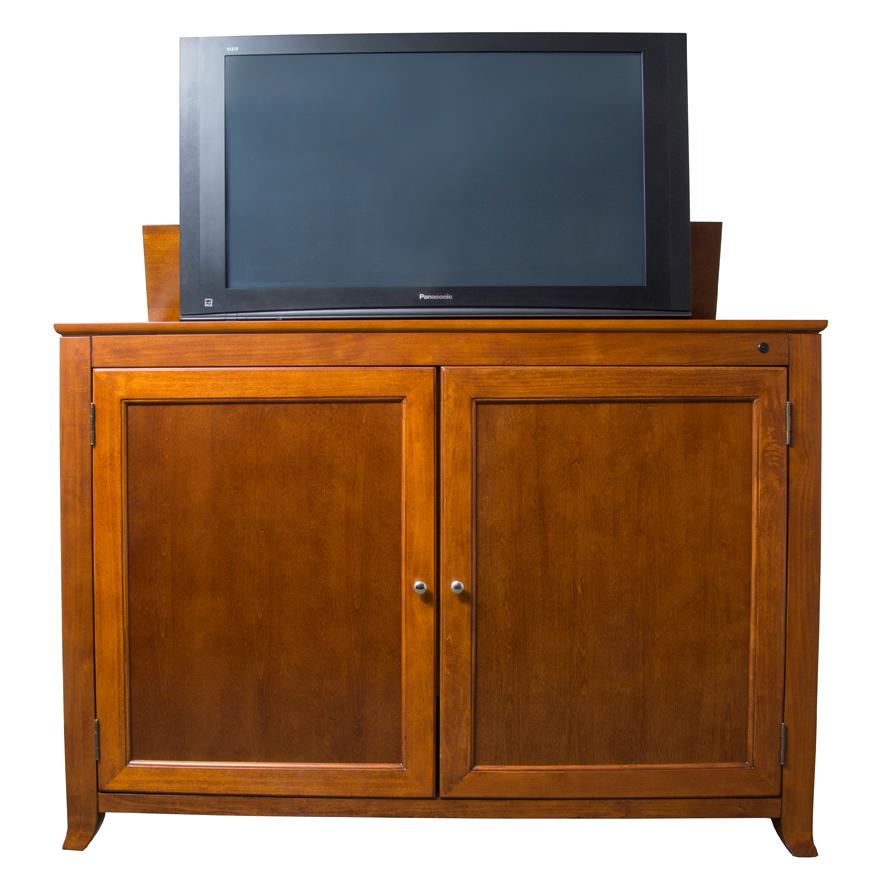 "Sideboard Tv Lift touchstone 70045 berkeley tv lift cabinet for tvs up to 60"", mocha"