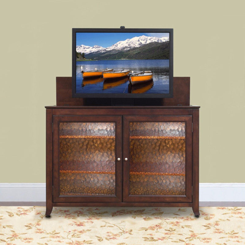 "Carmel 70065 TV Lift Cabinet for 60"" Flat screen TVs - Touchstone Home Products, Inc."