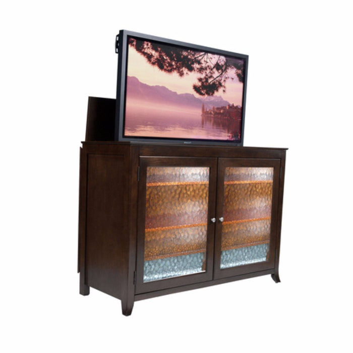 "Carmel 70065 TV Lift Cabinet for 60"" Flat screen TVs"