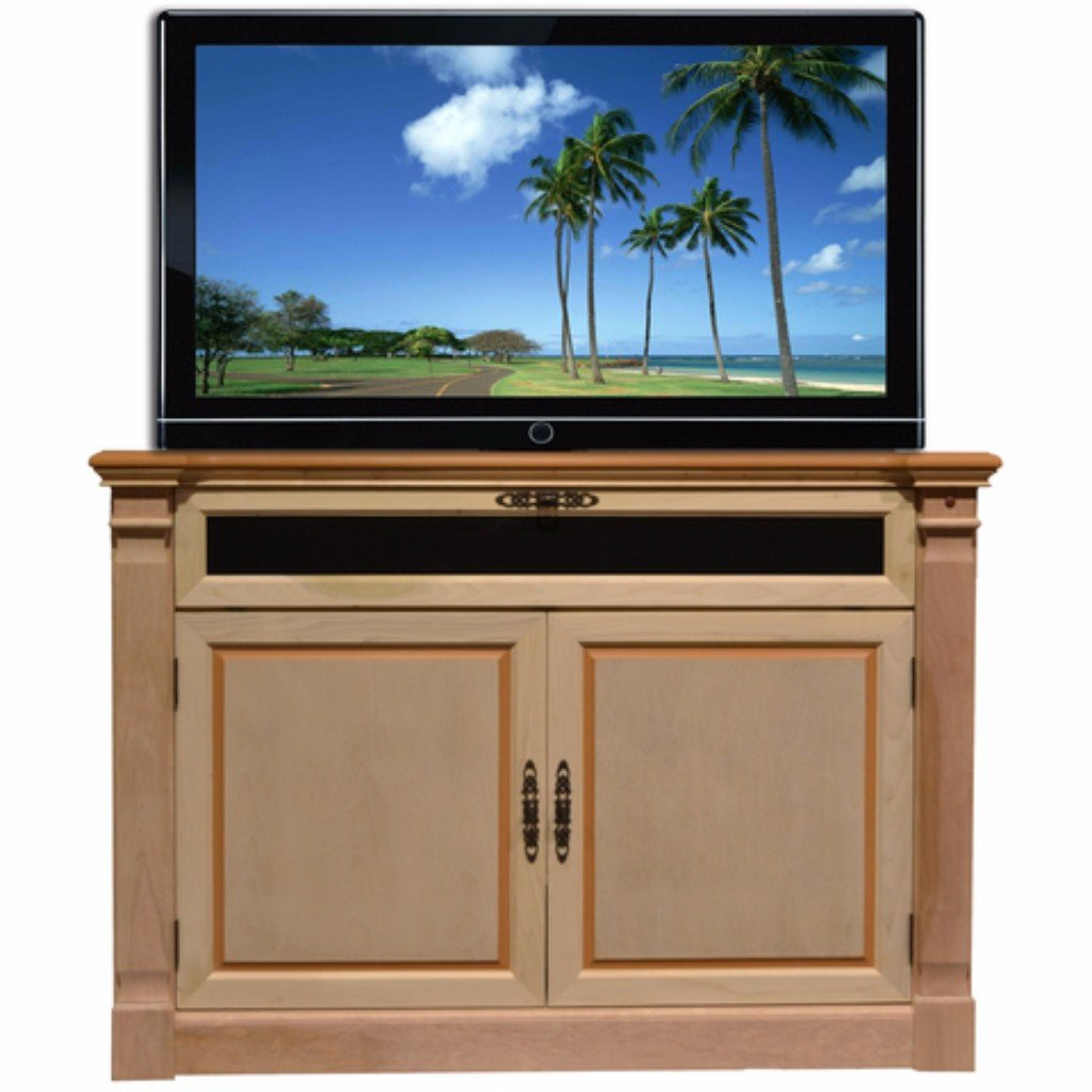 tv lift furniture with sorrento transitional by cabinet cabinets tronix