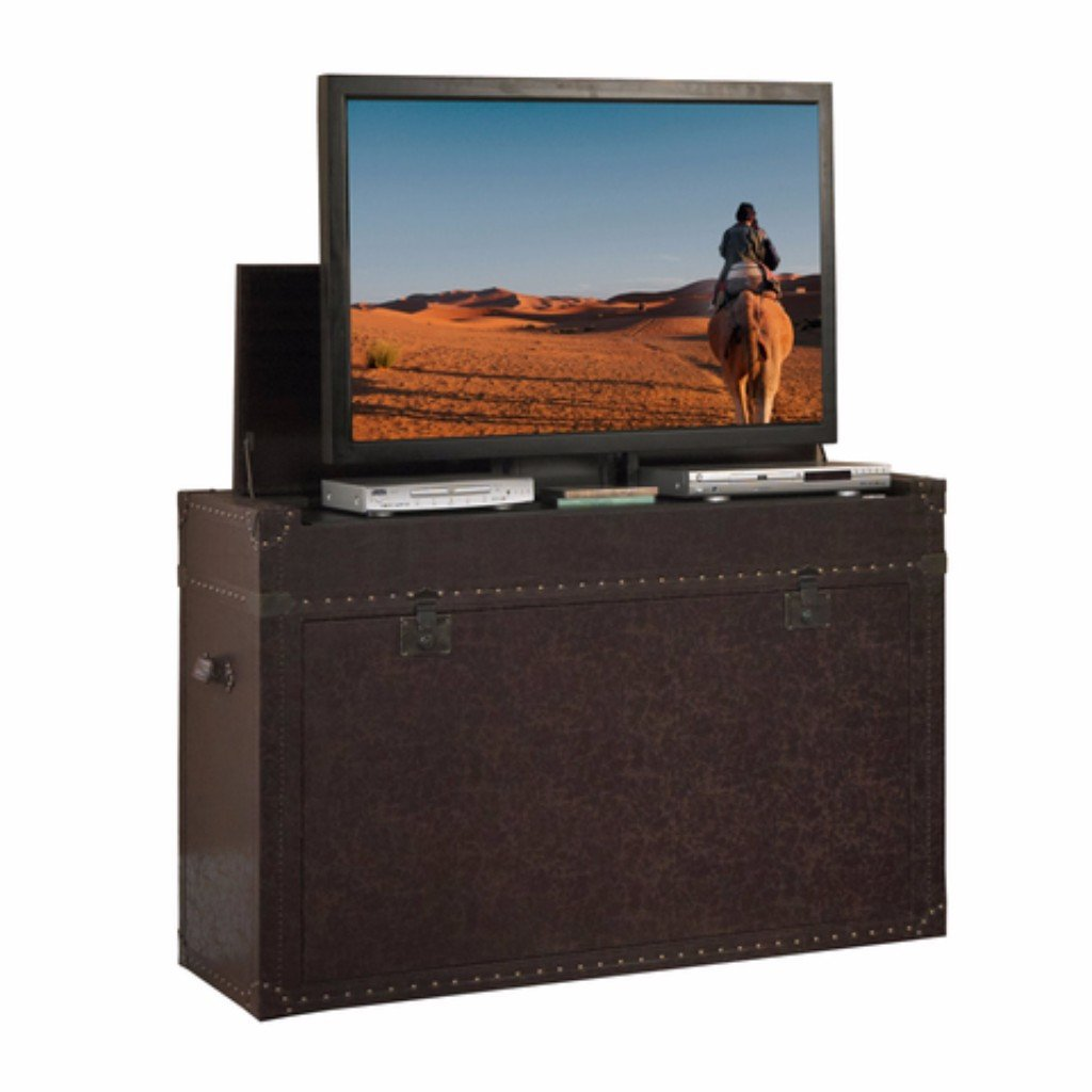 "Ellis Trunk 73007 TV Lift Cabinet for 50"" Flat screen TVs"