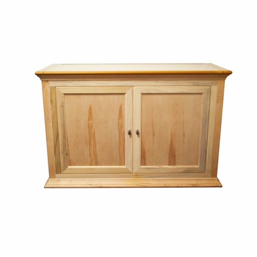 Touchstone 73010 Hartford Unfinished TV Lift Cabinet for TVs Up To ...
