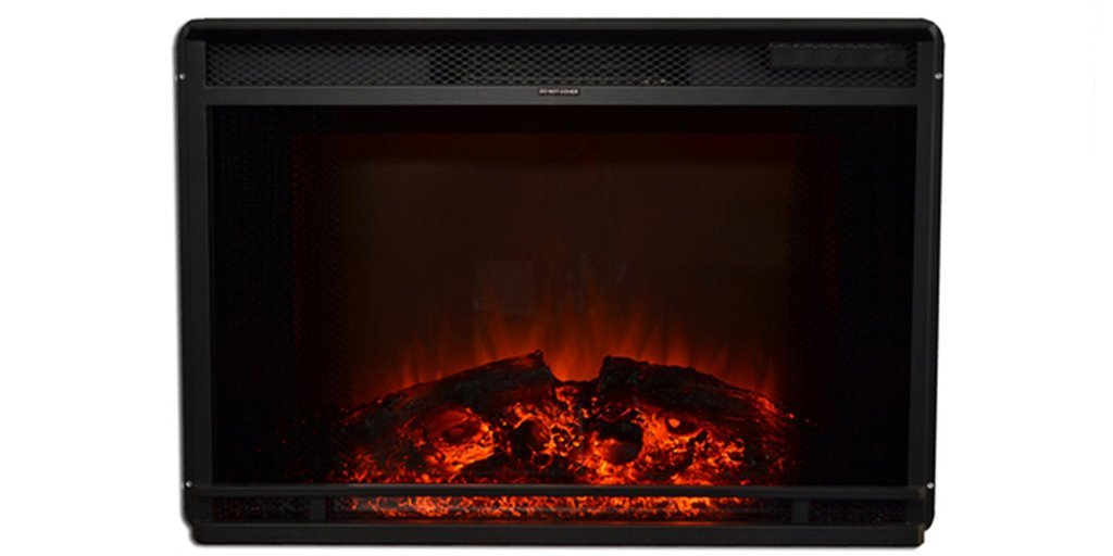 "Edgeline 80016 Refurbished Electric Fireplace, 28"" Firebox Insert - Touchstone Home Products, Inc."
