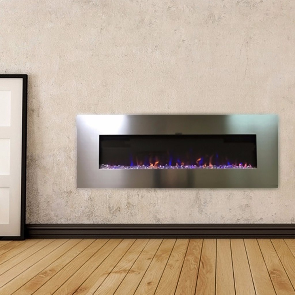 "Touchstone AudioFlare Stainless 50""Recessed Electric"