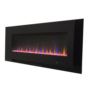 "ValueLine 50 80031 50""Refurbished Flush Mount Electric Fireplace - Touchstone Home Products, Inc."