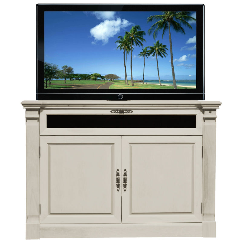 "Adonzo 70152 Unfinished TV Lift Cabinet for 60"" Flat screen TVs - Touchstone Home Products, Inc."