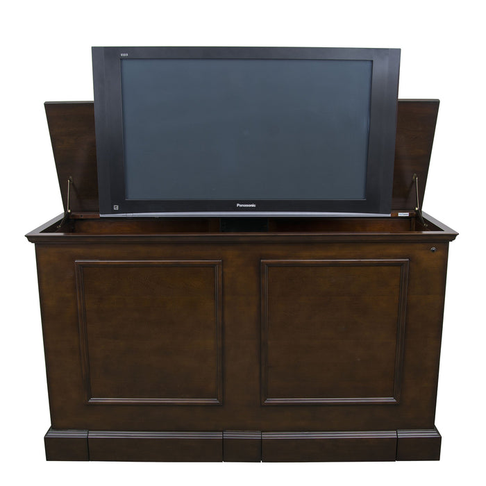 "Grand Elevate 74008 Espresso TV Lift Cabinet for 65"" Flat screen TVs"