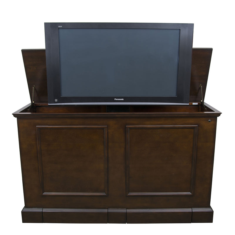 tv lift cabinets touchstone home products inc. Black Bedroom Furniture Sets. Home Design Ideas
