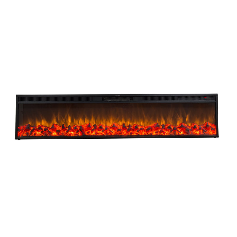 "Emblazon 72 80103 72"" Linear Electric Fireplace - Touchstone Home Products, Inc."