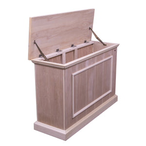 "Mini Elevate 75012 Unfinished TV Lift Cabinet for 46"" Flat screen TVs - Touchstone Home Products, Inc."