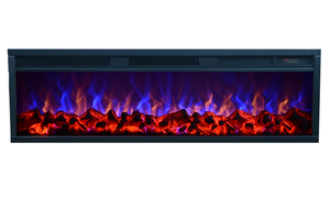 "Emblazon 50 - 50"" Linear Electric Fireplace - Touchstone Home Products, Inc."
