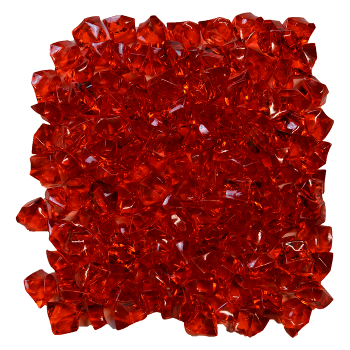 Red Fireplace Crystals 89003