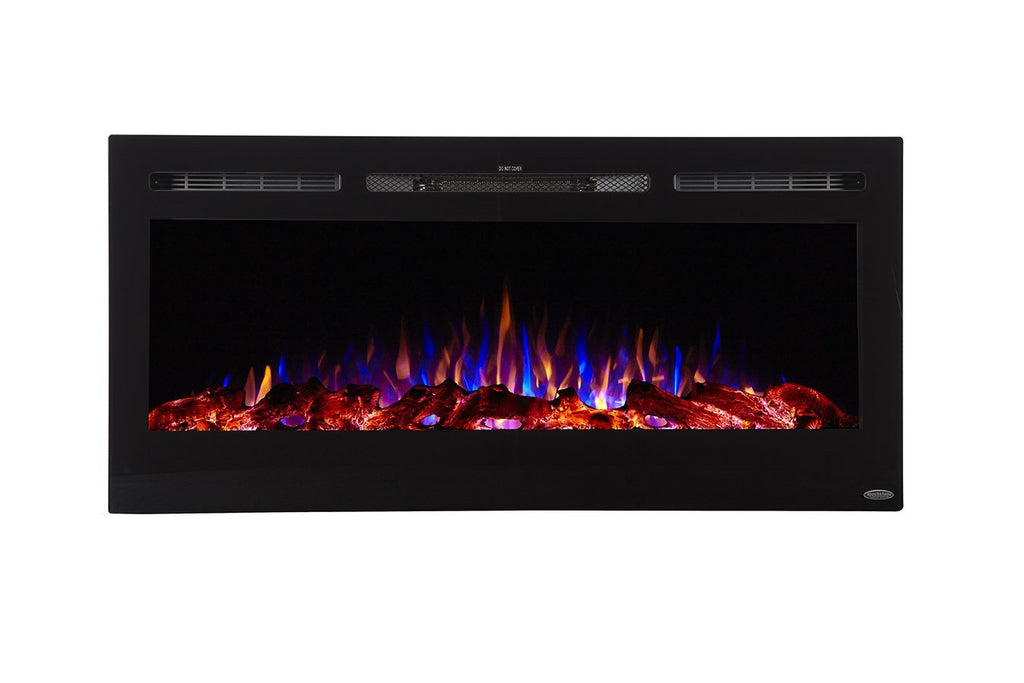 "Sideline 45 80025 45"" Refurbished Recessed Electric Fireplace - Touchstone Home Products, Inc."