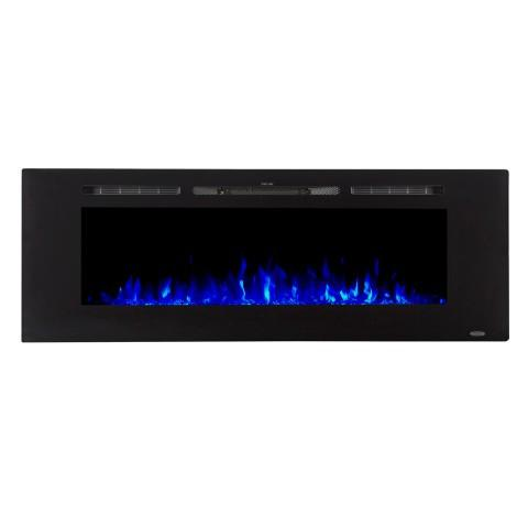 "Sideline 60 80011 60"" Recessed Electric Fireplace - Touchstone Home Products, Inc."