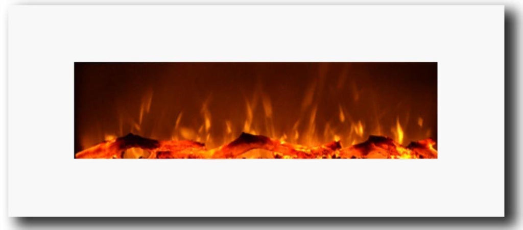 Refurbished Touchstone 80006 Forte Recessed Electric Fireplace ...