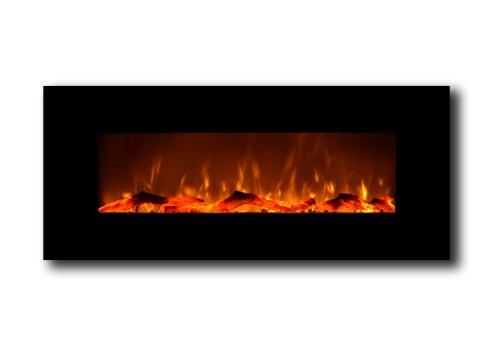 "Onyx 80001 Refurbished 50"" Wall Mounted Electric Fireplace - Touchstone Home Products, Inc."