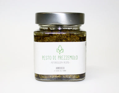 Petersilien Pesto von Amodeo