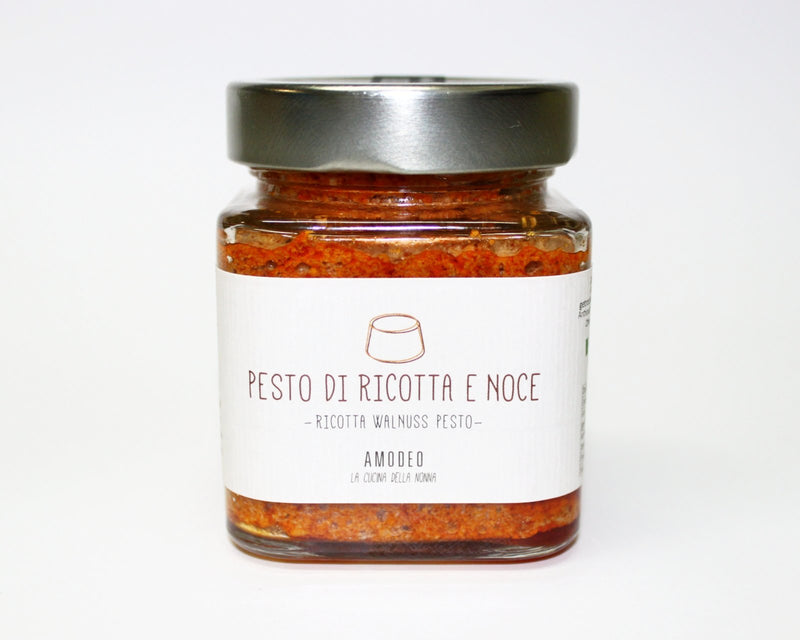 Ricotta Walnuss Pesto von Amodeo